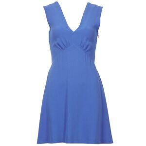 Joseph Κοντά Φορέματα Joseph CALLI Σύνθεση: Matière synthétiques,Πολυεστέρας,Αιθυλεστέρα  - Μπλέ - Size: FR 38