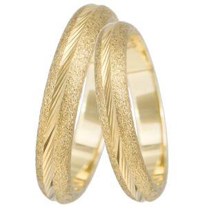 Βέρες χρυσές 9Κ 9BR0263 9BR0263 Χρυσός 9 Καράτια μεμονωμένο τεμάχιο