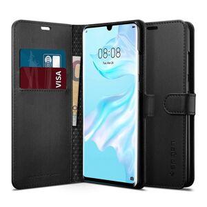 Spigen Wallet S Case for Huawei P30 Pro - Black