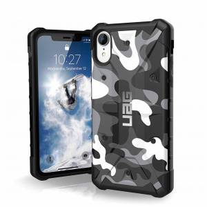 UAG Pathfinder Case for iPhone XR - Artic Camo
