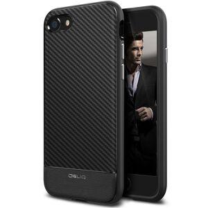Obliq Flex Pro Case for iPhone 7 - Black Carbon