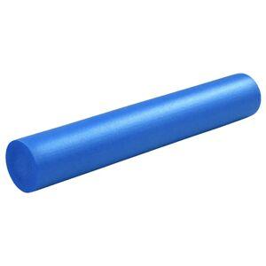 vidaXL Κύλινδρος Ισορροπίας Yoga Μπλε 15 x 90 εκ. από EPE