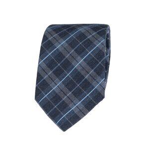 MANETTI Ανδρική Γραβάτα Manetti accessories blue-light blue - COLOR MIX - Μέγεθος: One Size