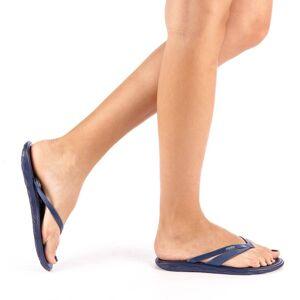 Kalapod Γυναικείες Παντόφλες Hermia σκούρο μπλε