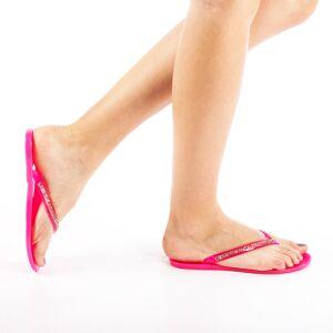 Kalapod Γυναικεία παντόφλες Gemina ροζ
