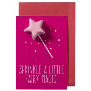 BOMB COSMETICS Fairy Magic Blaster Card