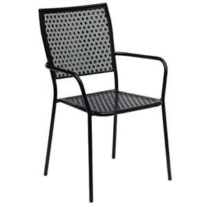 PoliHome Πολυθρόνα Freddo-Μαύρο