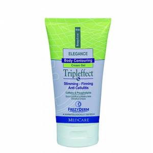 Frezyderm Tripleffect Cream Gel 150ml (Λιπολυτική, συσφικτική, αντικυτταριτιδική κρέμα-gel)