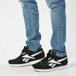 Reebok Classics Rapide OG SU   Ανδρικά Παπούτσια CN6000 BLACK/WHITE/SOLAR YELLOW