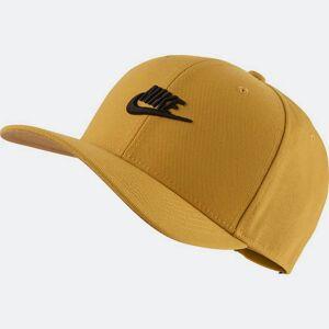 Nike U NSW CLC99 CAP FUT SNAPBACK AV6720-727 GOLD SUEDE