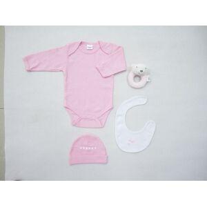 Palamaiki Βρεφικά Ρουχαλάκια (Σετ) Palamaiki NB0100 Pink