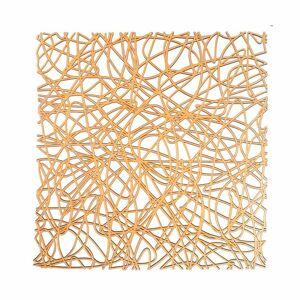 Wenko Χαλάκι Νεροχύτη Wenko Cross Orange 2003030100