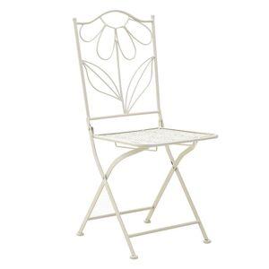 Inart Καρέκλα Μεταλλική InArt 3-50-207-0083