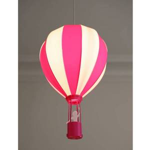 R&M Coudert Παιδικό Φωτιστικό Οροφής Μονόφωτο R&M; Coudert Αερόστατο Ροζ