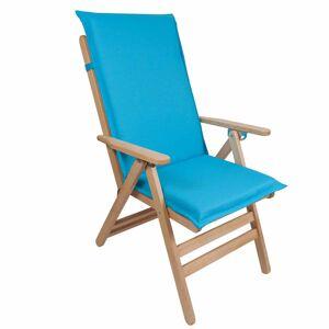 Be Comfy Μαξιλάρι Καρέκλας Με Πλάτη 70cm Be Comfy Turquoise 905
