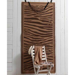 Palamaiki Πετσέτα Θαλάσσης+Ψάθα Palamaiki Zebra