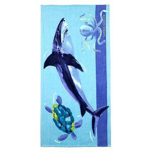 Laura Ashley Παιδική Πετσέτα Θαλάσσης Laura Ashley Shark