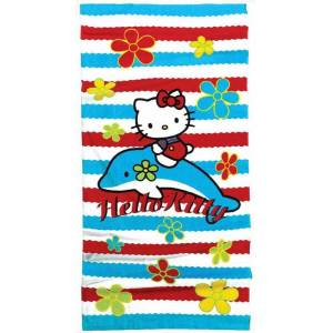 Hello Kitty Παιδική Πετσέτα Θαλάσσης Hello Kitty HK19
