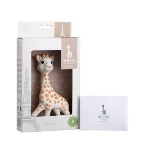 Sophie la Girafe 616400 Σόφι η καμηλοπάρδαλη σε κουτί δώρου, 1 τεμάχιο