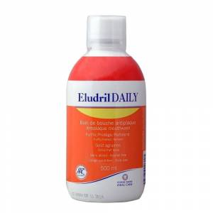 Elgydium - Pierre Fabre Oral Care Elgydium Eludril DAILY στοματικό διάλυμα, 500 ml
