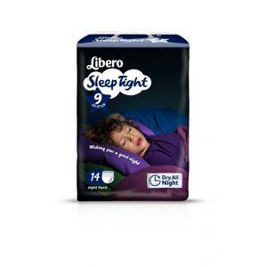 Libero Sleep Tight Πάνες Βρακάκι Νο 9 (22-37Kg), 14 τεμάχια