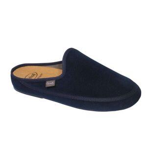 Scholl Shoes Scholl Maddy Navy Blue Γυναικείες Ανατομικές Παντόφλες Μπλε (F276281040), 1 ζευγάρι  - Size: No. 38
