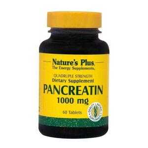 Nature's Plus Pancreatin 1000mg Συμπλήρωμα Πανγκρεατίνης, 60 tabs