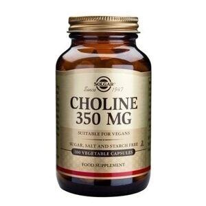 Solgar Choline 350mg Χολίνη,100caps