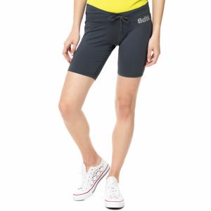 BODYTALK - Γυναικεία αθλητική βερμούδα TECHW TIGHTS 2/4 ανθρακί