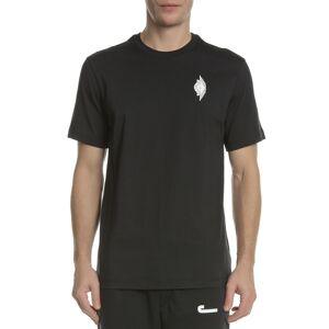NIKE - Ανδρική κοντομάνικη μπλούζα NIKE WINGS PHOTO μαύρη  - Size: Large