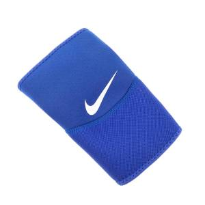 NIKE ACCESSORIES - Περιαγκωνίδες N.MS.39.SL NIKE PRO ELBOW SLEEVE 2.0 μπλε