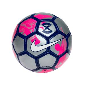 NIKE - Μπάλα ποδοσφαίρου NIKE ασημί