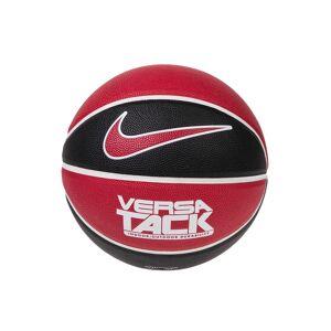 NIKE - Μπάλα μπάσκετ NIKE VERSA TACK 8P μαύρη κόκκινη  - Size: 7