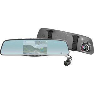 """NAVITEL Car Video Recorder Navitel MR250 5.0"""" IPS Video FHD 30fps (160 °) MP4 με 2 κάμερες ( εμπρός και πίσω) G Sensor"""