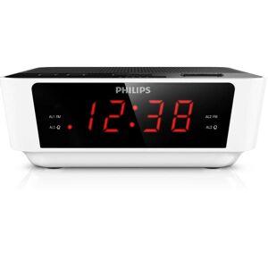 Philips Ραδιο Ξυπνητήρι Philips AJ3115/12 Black/White