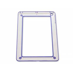 WIHITOP Θήκη Σιλικόνης Bumber iPad Mini, Dark Blue