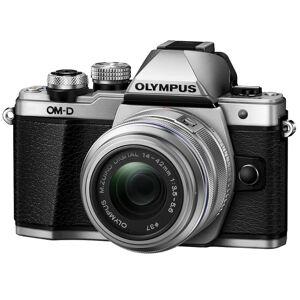 Olympus Φωτ. Μηχανή Olympus E-M10 Mark II + 14-42R mirrorless Silver