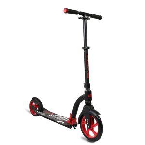 Byox Πατίνι Scooter με Carbon Steel τροχούς Urban Κόκκινο/Μαύρο 103574
