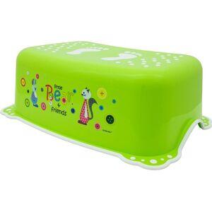 Cangaroo Σκαλοπάτι Μπάνιου Βοηθητικό Αντιολισθητικό green 106401