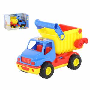 Polesie Toys Polesie παιχνίδι φορτηγό ανατρεπόμενο Construck 37671 37671