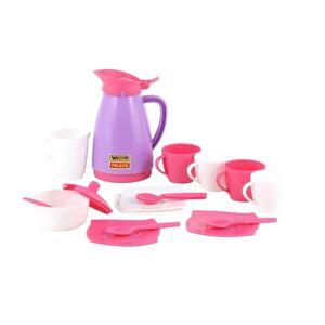 Polesie Toys Polesie παιχνίδια σετ του καφέ για κορίτσια 16τμχ Toys Coffee Set 40626 40626