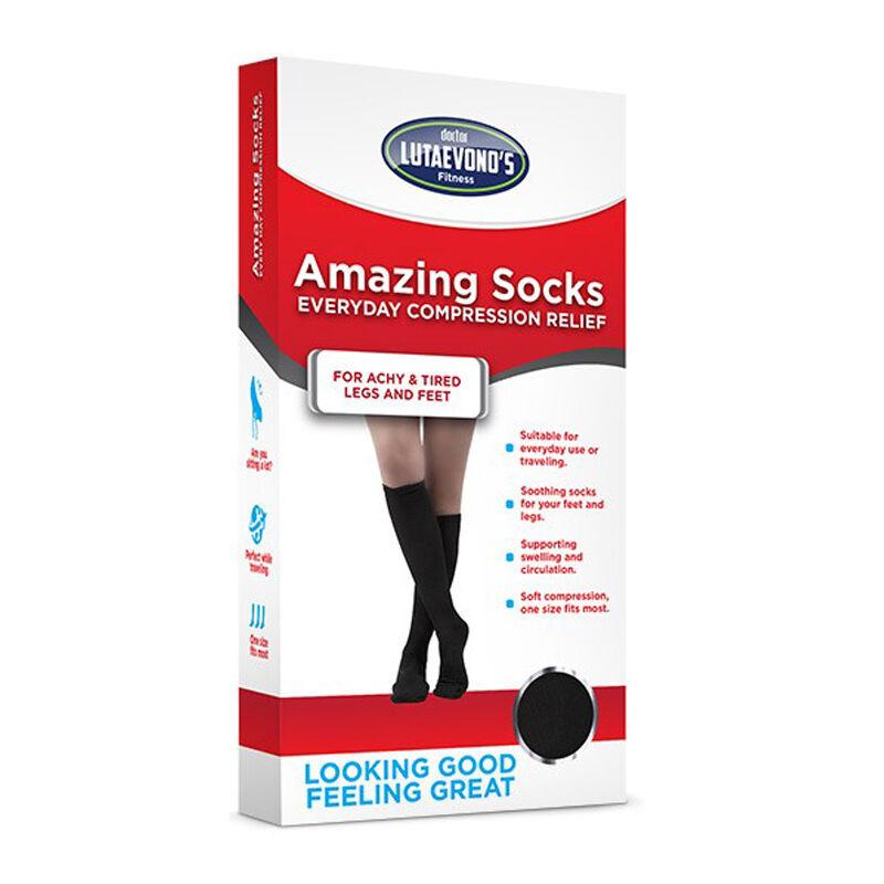 Dr. Lutaevono's Κάλτσες Διαβαθμισμένης Συμπίεσης Dr. Lutaevono's LV-AMS
