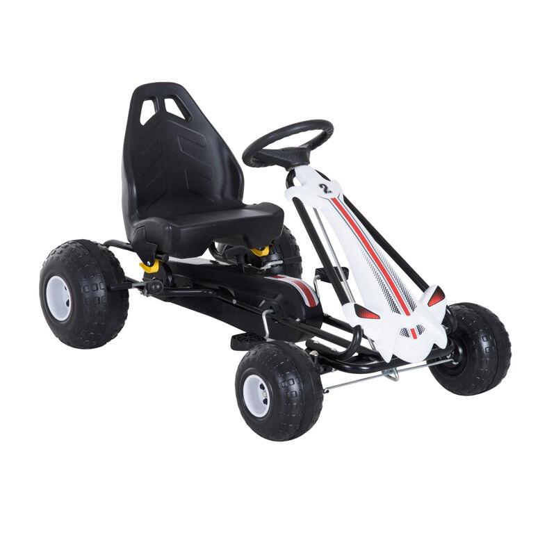 HOMCOM Παιδικό Αυτοκίνητο Go Kart με Πετάλια HOMCOM 341-021