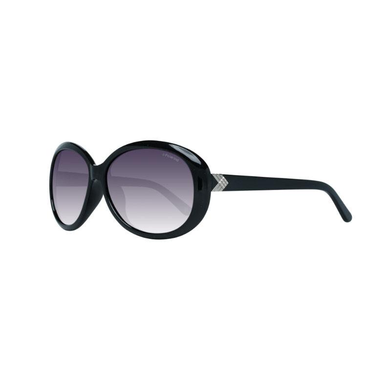 Polaroid Γυναικεία Γυαλιά Ηλίου με Πλαστικό Σκελετό και Polarized Φακούς Χρώματος Γκρι Polaroid A8316KIH60