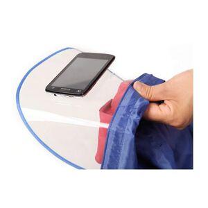 Media Wave Ενισχυμένο Προστατευτικό Αδιάβροχο Κάλυμμα Μηχανής - Αναβάτη Χρώματος Κόκκινο MWS1041