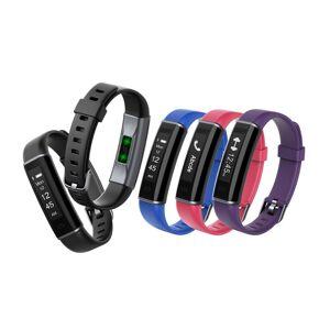 Aquarius Ρολόι Fitness Tracker Aquarius AQ113 με Μετρητή Καρδιακών Παλμών Χρώματος Μαύρο R166162