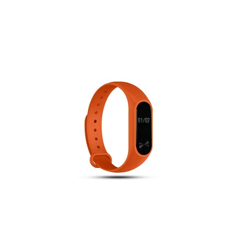 Aquarius Ρολόι Fitness Tracker Aquarius AQ112 με Μετρητή Καρδιακών Παλμών για Παιδιά και Ενήλικες Χρώματος Πορτοκαλί R161640