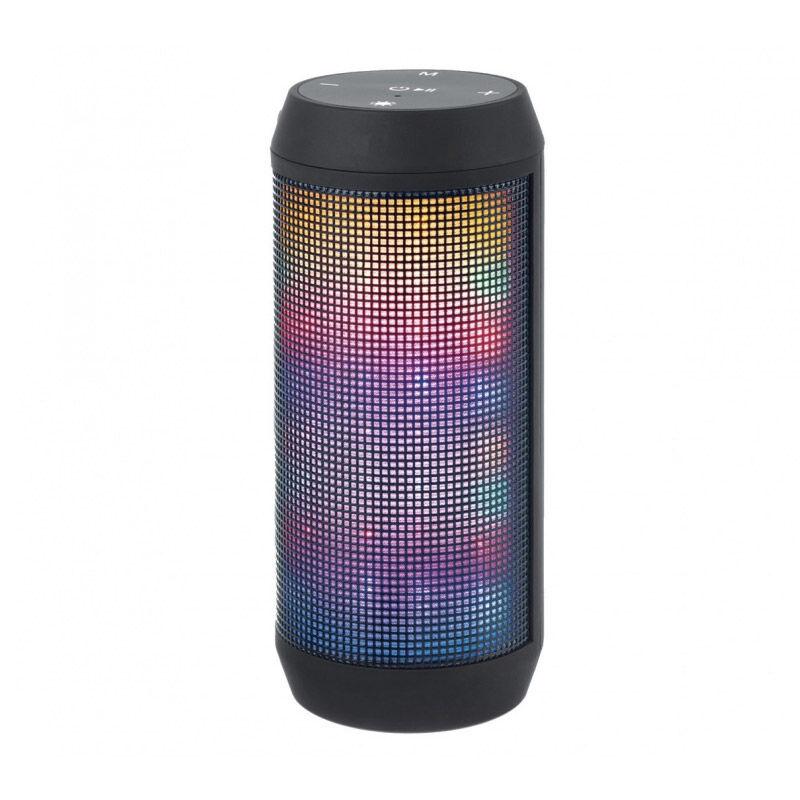 Esperanza Φορητό Ηχείο Bluetooth με LED Φωτισμό Esperanza Fado EP133K