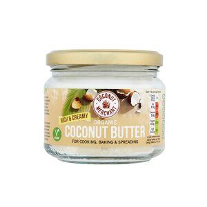 Coconut Merchant Οργανικό Κρεμώδης Βούτυρο Καρύδας 330ml