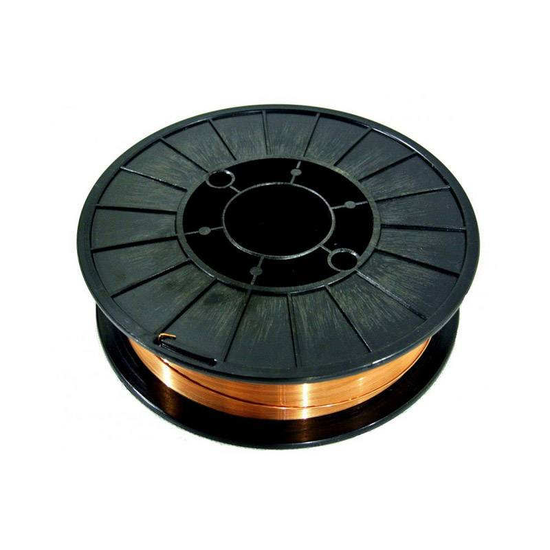 Kraft&Dele Χάλκινο Σύρμα Ηλεκτροσυγκόλλησης 0.8 mm 15 Kg Kraft&Dele KD-1150